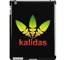 Kalidas Reggae Funny Geek Nerd iPad Case/Skin