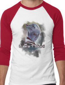 Liara Men's Baseball ¾ T-Shirt