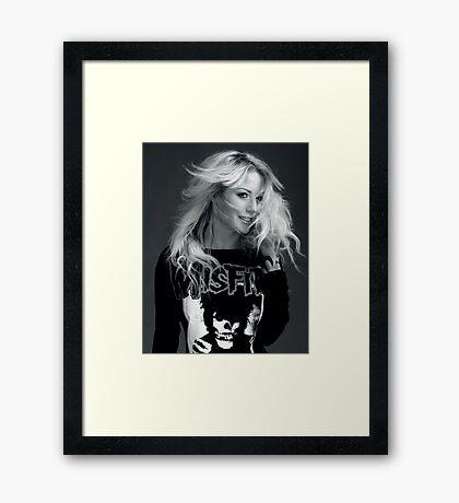Ash1 Framed Print