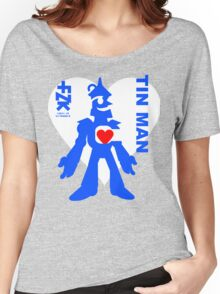 TIN MAN by FZK Women's Relaxed Fit T-Shirt