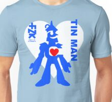 TIN MAN by FZK Unisex T-Shirt