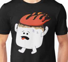 Marshmallow Funny Geek Nerd Unisex T-Shirt