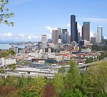 Seattle by Christopher  Boswell