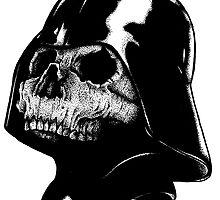 Vader Skull by Callum Forster