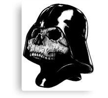 Vader Skull Canvas Print