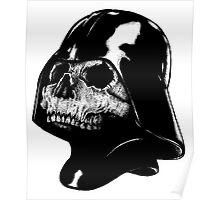 Vader Skull Poster