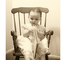 Storybook Time Photographic Print