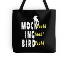 Mock Ing Bird Funny Geek Nerd Tote Bag