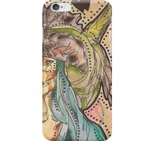 Vivienne Westwood Model iPhone Case/Skin
