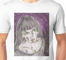 Goth Girl Unisex T-Shirt