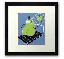 Motivation Funny Geek Nerd Framed Print