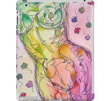 Colourful Nude Torso iPad Case/Skin