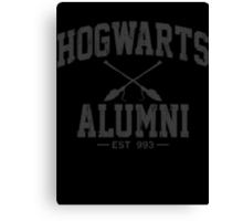 Hogwarts Alumni - Harry Potter Canvas Print