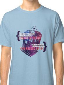 Idris - Doctor Who Classic T-Shirt