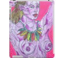 Nude on Pink Ground iPad Case/Skin