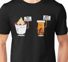 My Gut My Choice Funny Geek Nerd Unisex T-Shirt