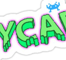 Frycade Sticker