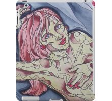 Nude Pose Female iPad Case/Skin