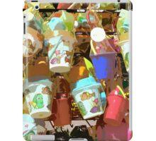 Plastic Buckets iPad Case/Skin