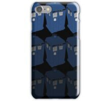 The T.A.R.D.I.S. iPhone Case/Skin