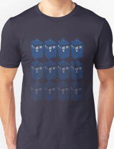 The T.A.R.D.I.S. Unisex T-Shirt