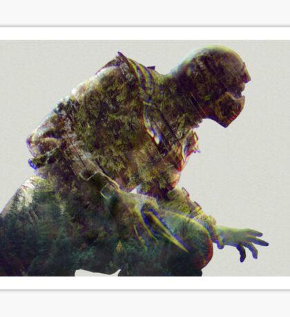 mortal kombat. scorpion Sticker