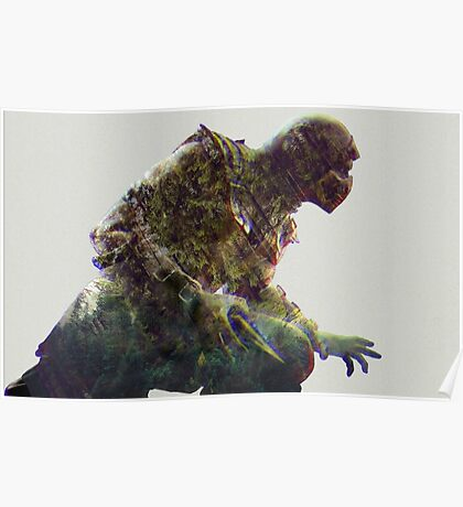 mortal kombat. scorpion Poster