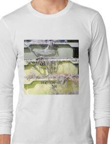 Stack Of Fishing Net Skips Long Sleeve T-Shirt