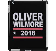 Oliver Wilmore Funny Geek Nerd iPad Case/Skin