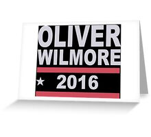 Oliver Wilmore Funny Geek Nerd Greeting Card
