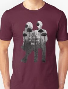 Bates Motel - Mother Knows Best Unisex T-Shirt