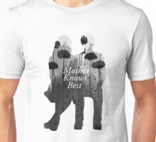 Bates Motel - Mother Knows Best Unisex T-Shirt