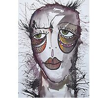 Emotion 2 Photographic Print