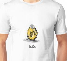 Penguin Illustration Unisex T-Shirt