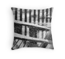 Rain, rain, Go away! Throw Pillow