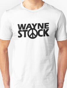 Wayne's World Waynestock T-Shirt