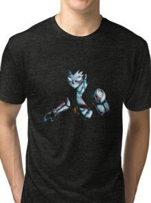 Iron Dragon Magic Tri-blend T-Shirt