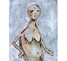 Primitive Nude 2 Photographic Print