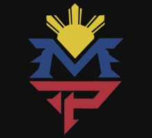 Manny Pacquiao logo by nvrdi