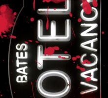 Bloody Bates Motel - Phone Case Sticker