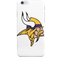 Minnesota viking logo iPhone Case/Skin