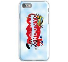 londonyc iPhone Case/Skin
