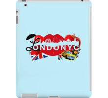 ☂ LONDONYC ☁ iPad Case/Skin