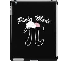 Pi a la Mode Funny Geek Nerd iPad Case/Skin