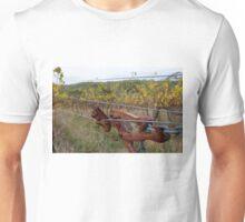 Autumn Vineyard - Sinclair's Gully, Norton Summit, Adelaide Hills Unisex T-Shirt