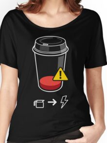 Refill Required Funny Geek Nerd Women's Relaxed Fit T-Shirt