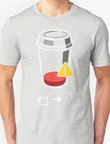 Refill Required Funny Geek Nerd T-Shirt