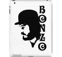 SOLID BLACK BONZO iPad Case/Skin