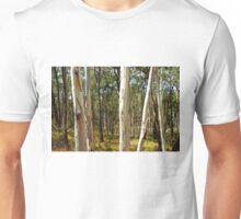 Summer gums - Sinclair's Gully, Norton Summit, Adelaide Hills Unisex T-Shirt