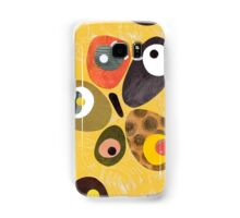 50s 60s style retro colourful design Samsung Galaxy Case/Skin